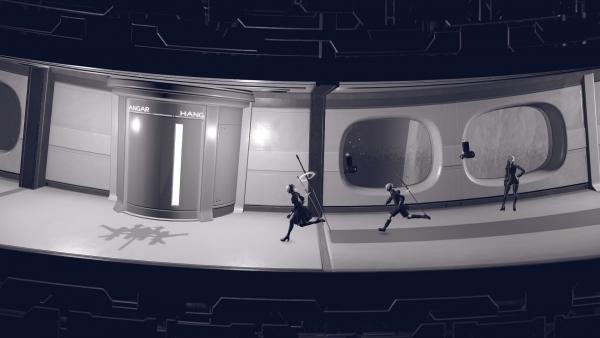 NieR: Automata v traileru z TGS 2016 130714