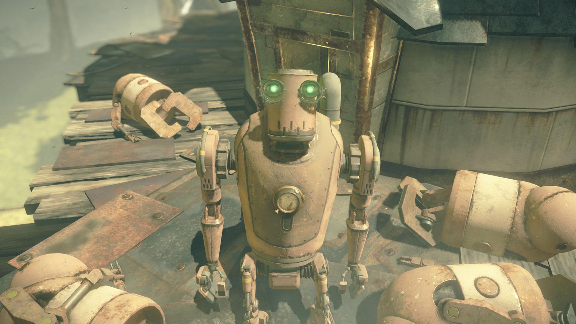NieR: Automata v traileru z TGS 2016 130717