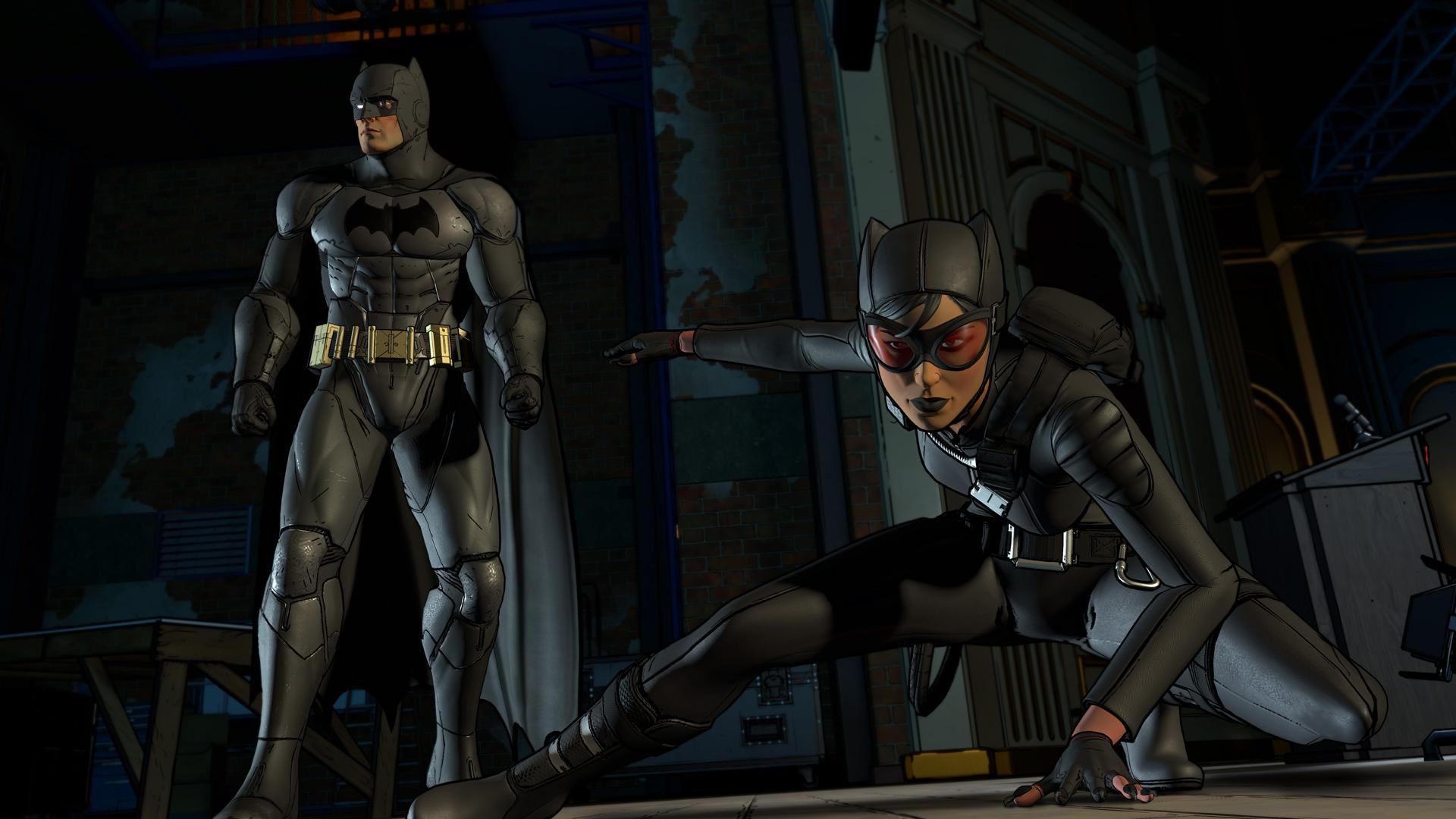 Trailer láká na druhou epizodu Batmana od Telltale Games 130740