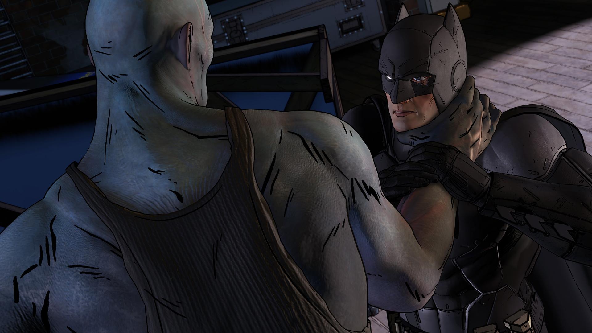 Trailer láká na druhou epizodu Batmana od Telltale Games 130741