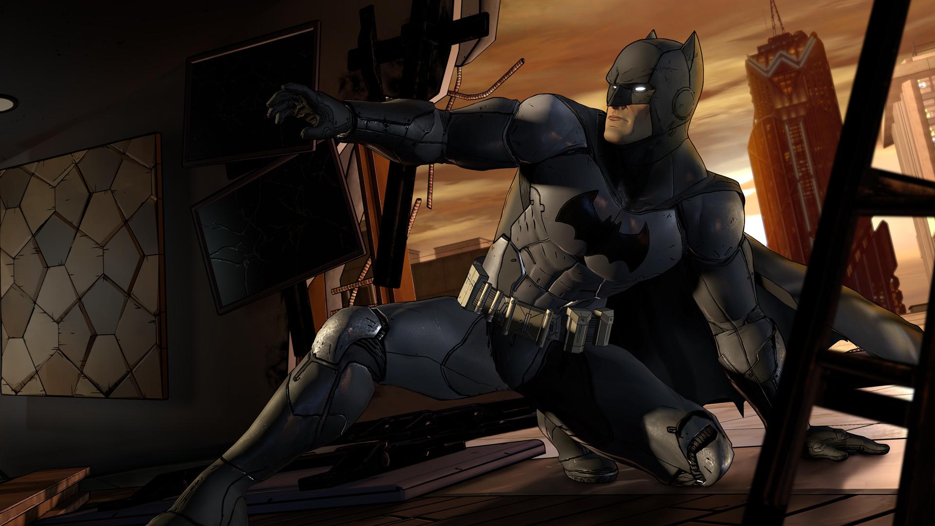 Trailer láká na druhou epizodu Batmana od Telltale Games 130744