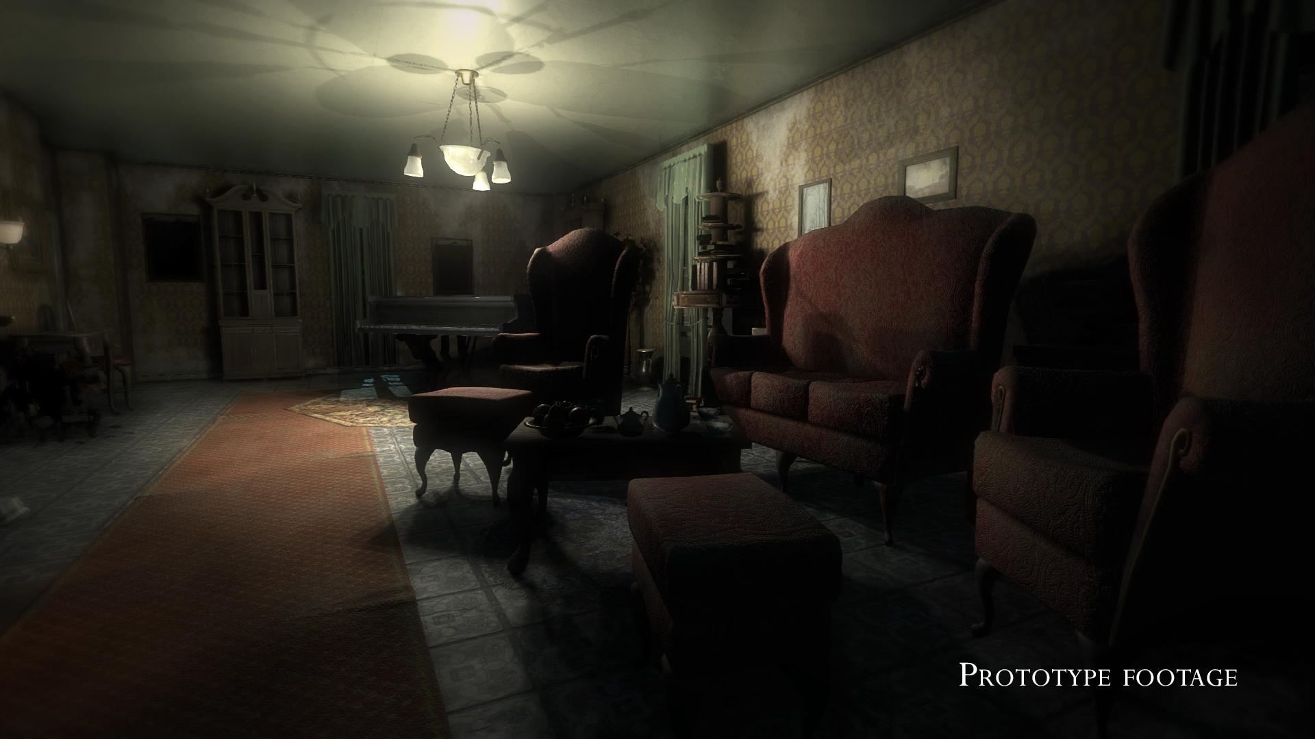 Horor Ghost Theory využije CryEngine 130753