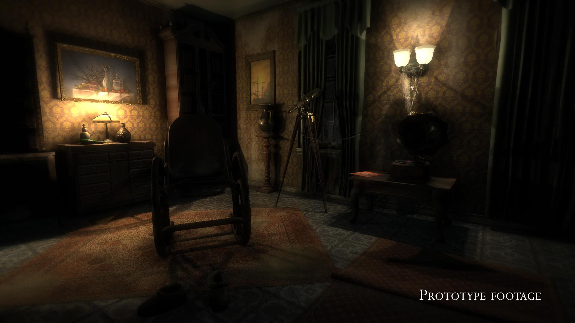 Horor Ghost Theory využije CryEngine 130757