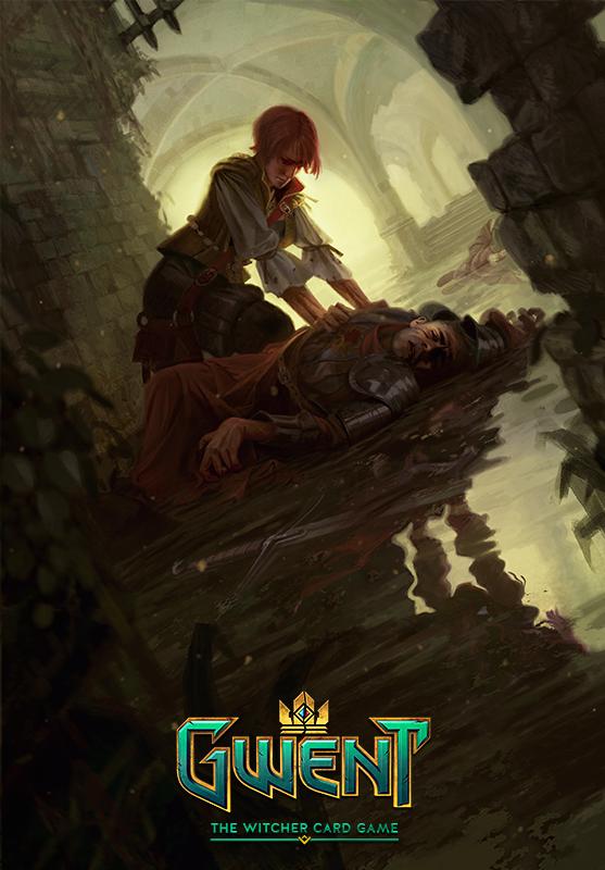 Ukázka dalších karet z Gwent: The Witcher Card Game 130862