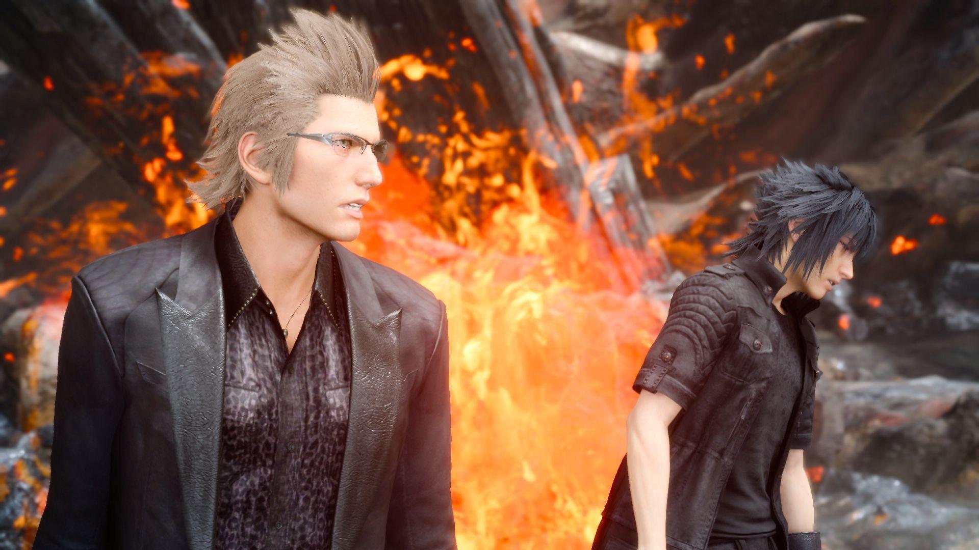 Final Fantasy XV bude podporovat PS4 Pro 130876