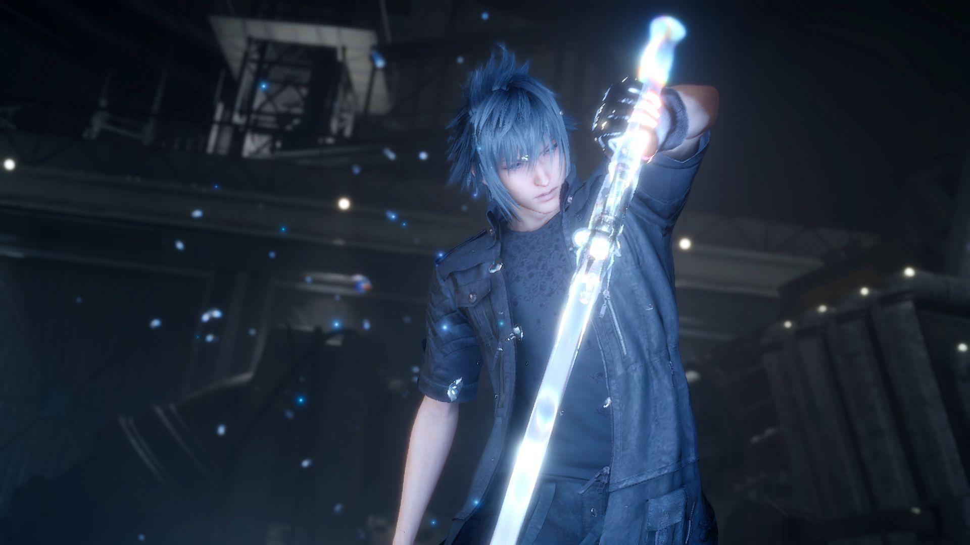 Final Fantasy XV bude podporovat PS4 Pro 130883