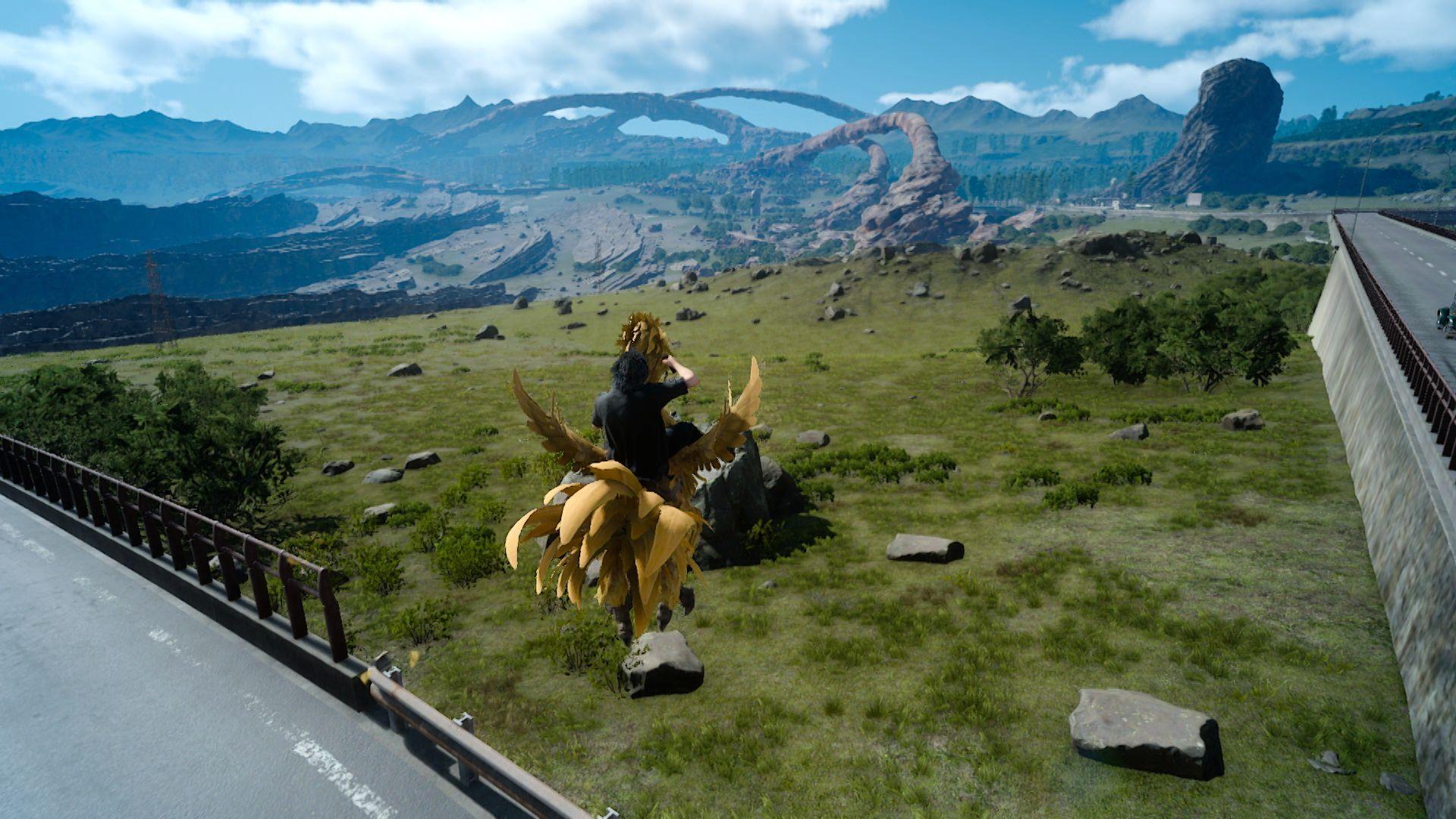 Final Fantasy XV bude podporovat PS4 Pro 130888