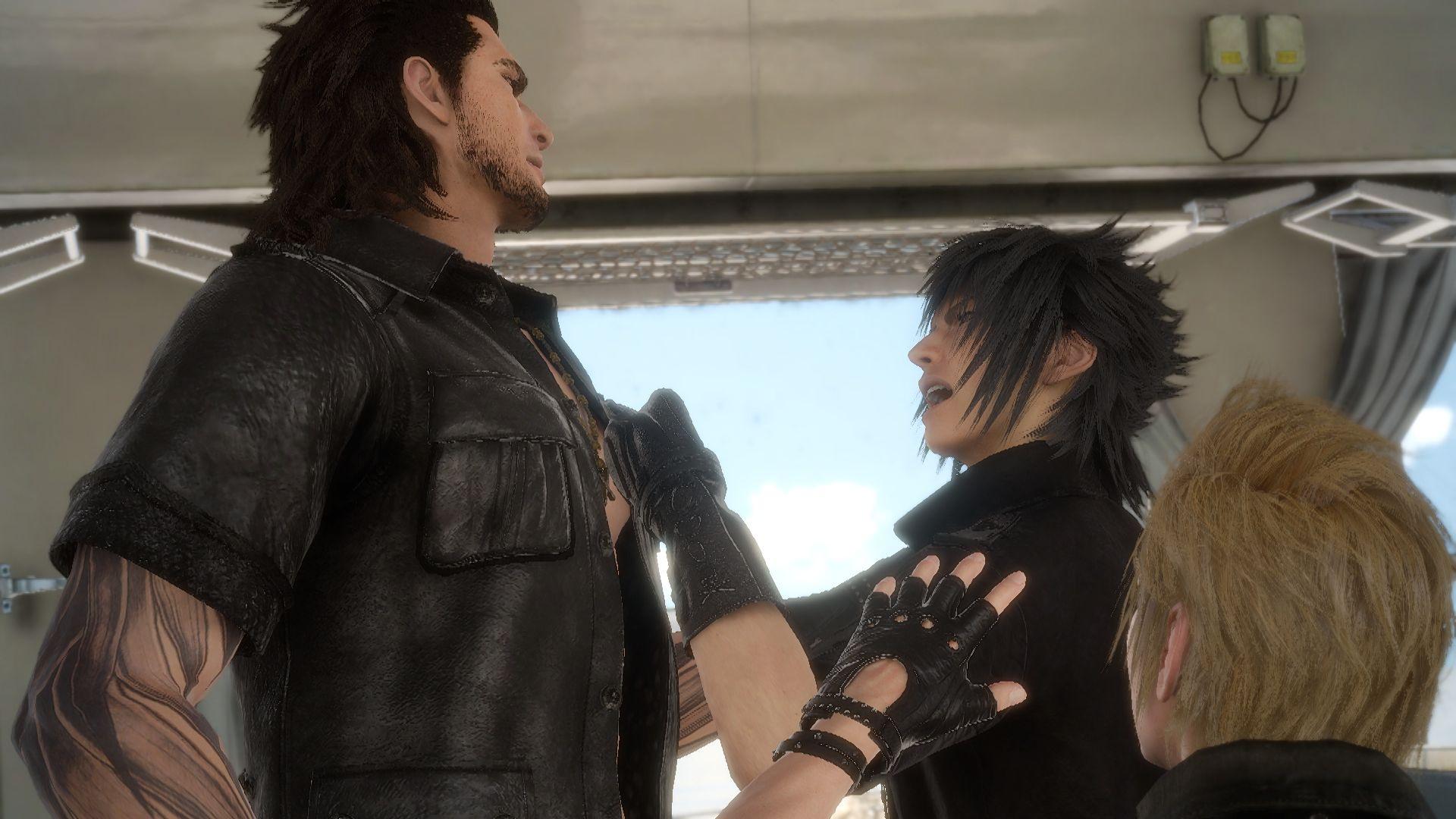Final Fantasy XV bude podporovat PS4 Pro 130894