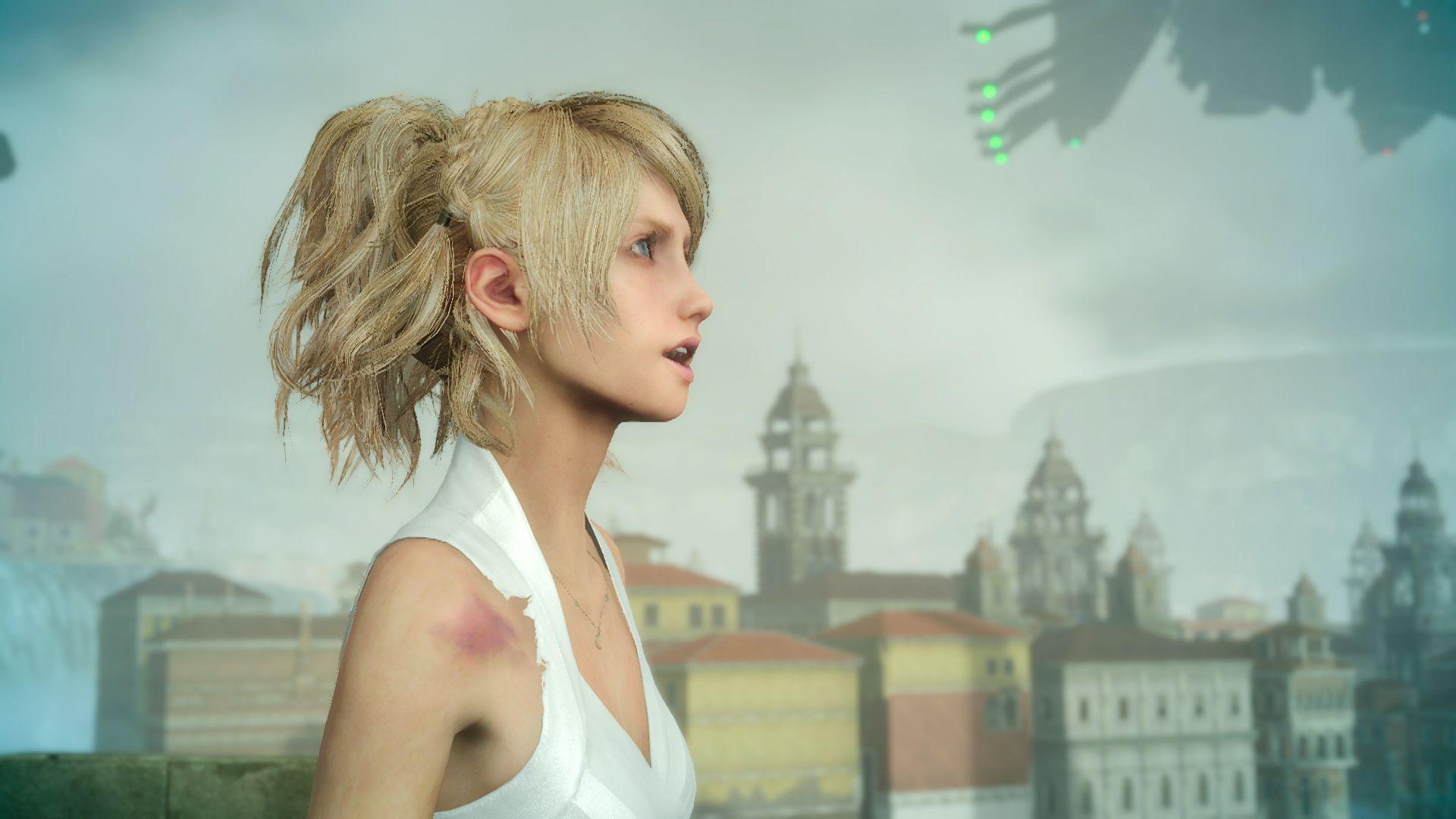 Final Fantasy XV bude podporovat PS4 Pro 130896