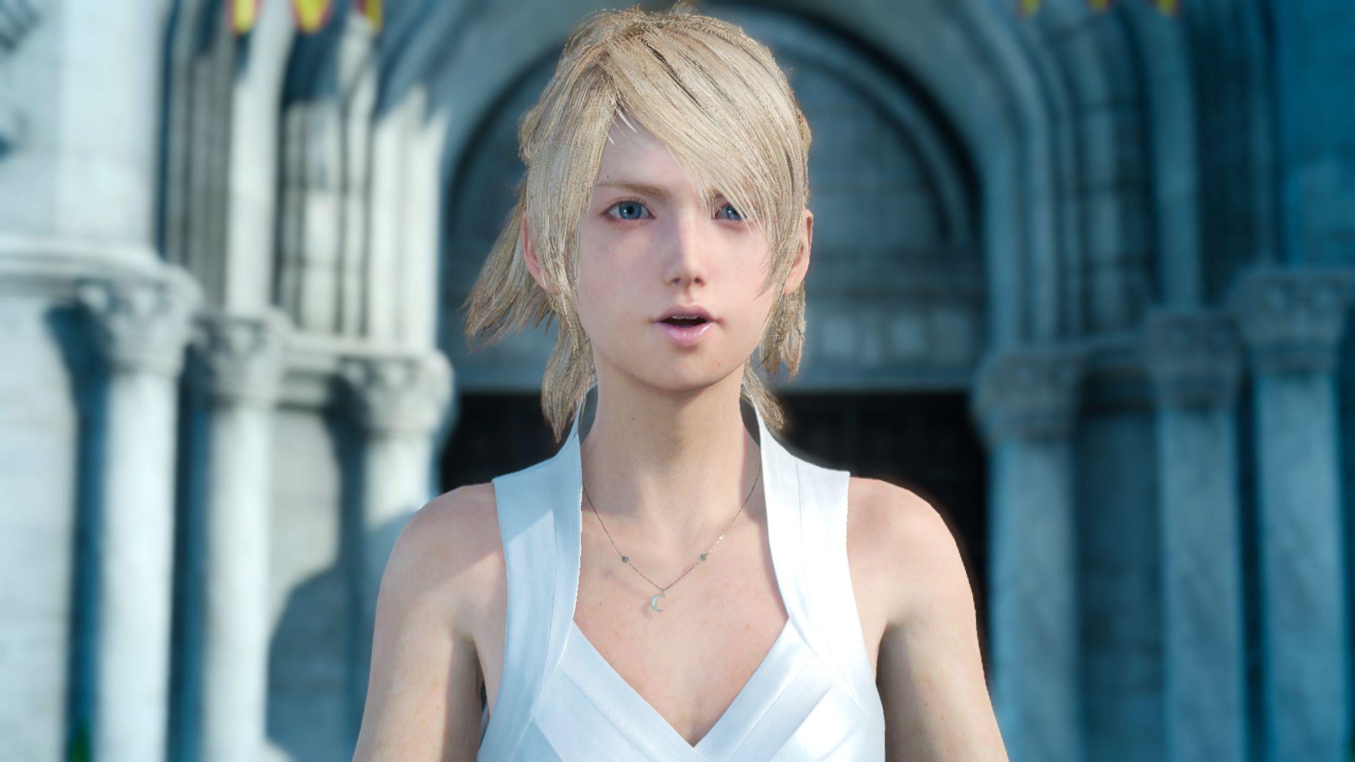 Final Fantasy XV bude podporovat PS4 Pro 130897