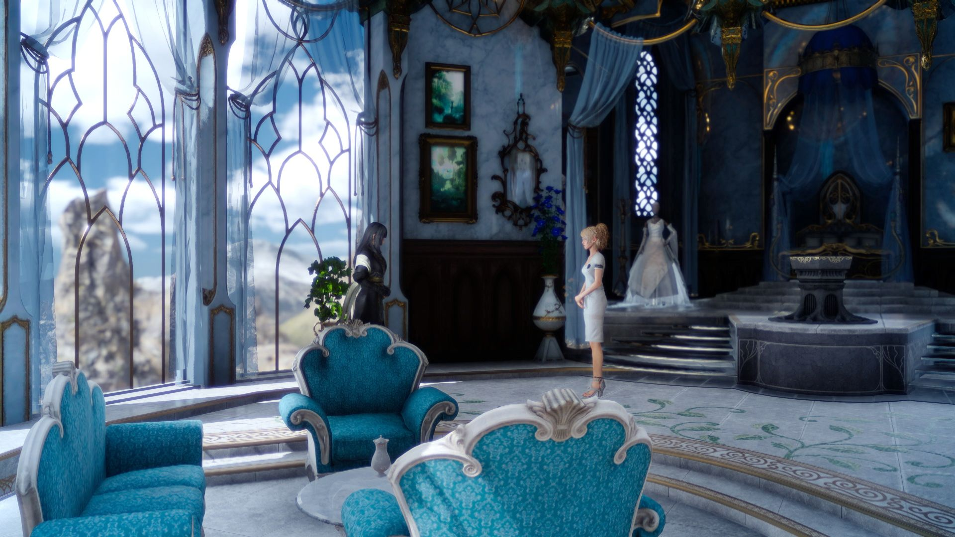 Final Fantasy XV bude podporovat PS4 Pro 130902