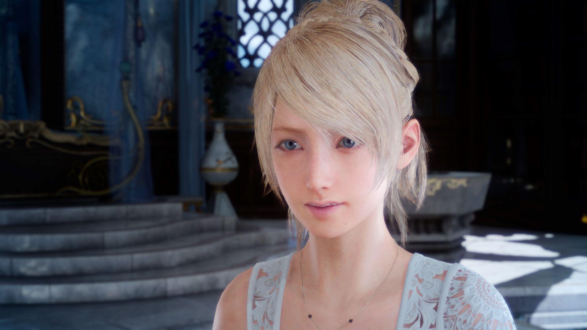 Final Fantasy XV bude podporovat PS4 Pro 130903