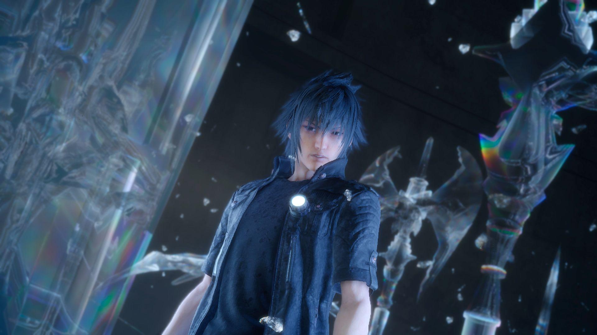 Final Fantasy XV bude podporovat PS4 Pro 130904