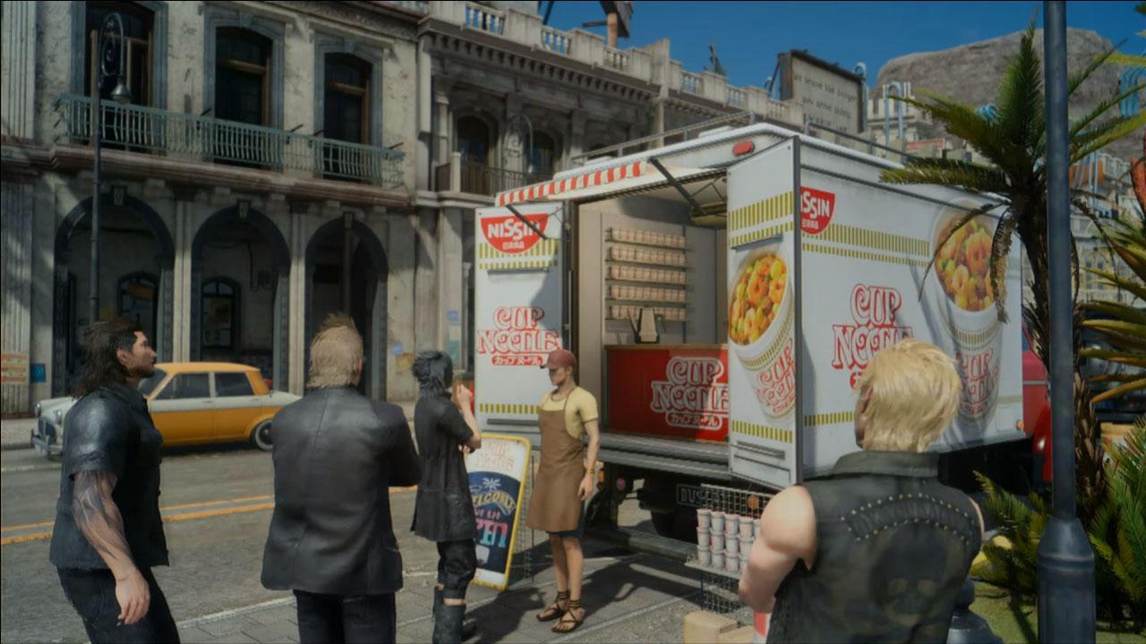 Final Fantasy XV bude podporovat PS4 Pro 130908