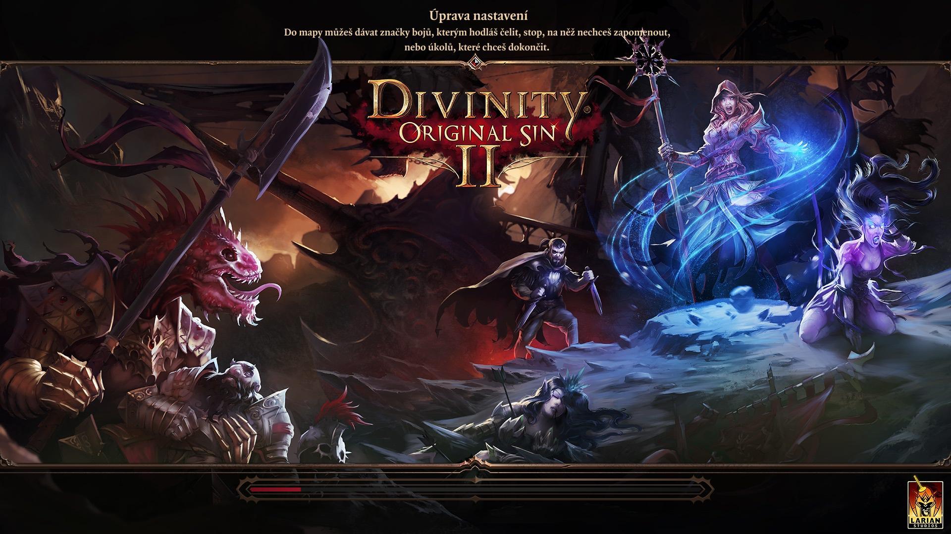 Zahájen překlad Divinity: Original Sin 2 130922
