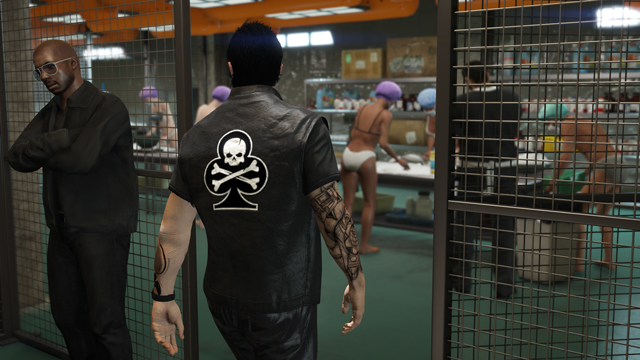 V GTA Online si budete moci založit motorkářský gang 130925