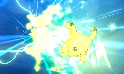 Noví Pokémoni z Pokémon Sun a Moon, informace o Z-moves a mnoho dalšího 131039