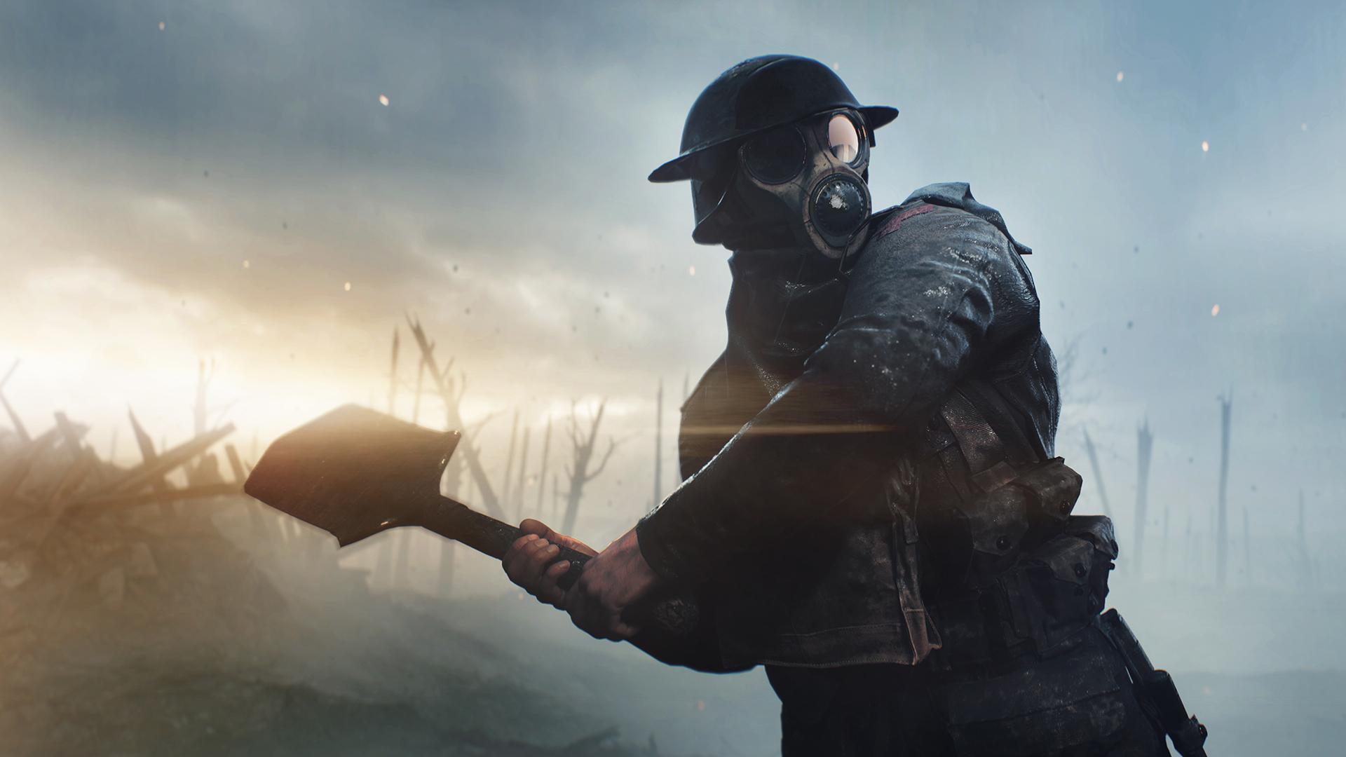 Detaily o boji zblízka v Battlefieldu 1 131199
