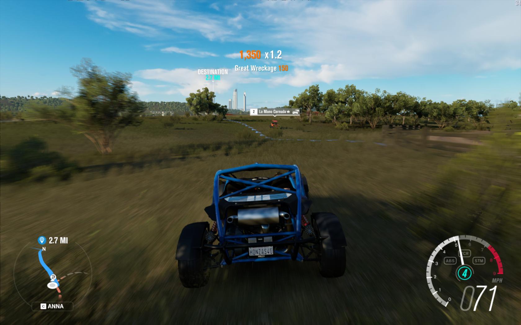 Jak funguje festival rychlosti z Forza Horizon 3 na počítačích? 131217