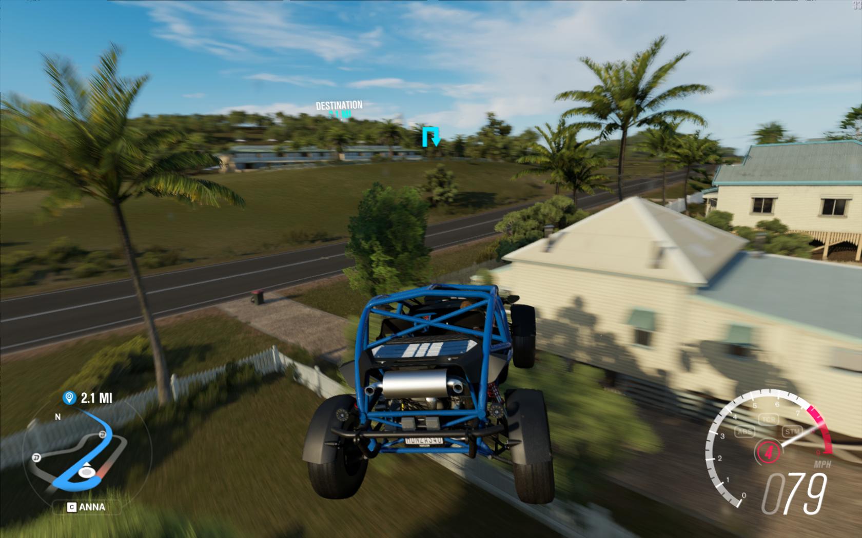 Jak funguje festival rychlosti z Forza Horizon 3 na počítačích? 131219