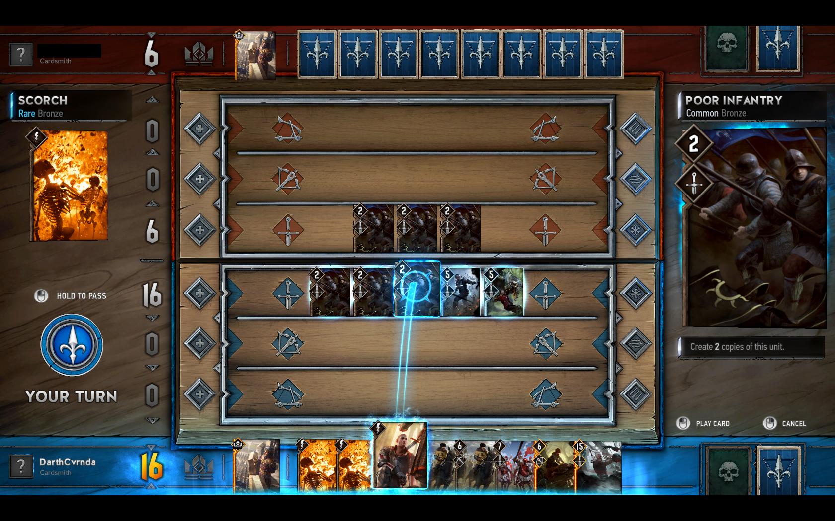 Gwent: The Witcher Card Game - letmé dojmy z hraní 131231
