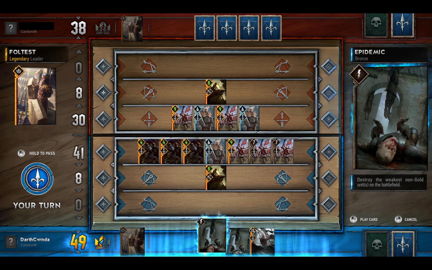Gwent: The Witcher Card Game - letmé dojmy z hraní 131235