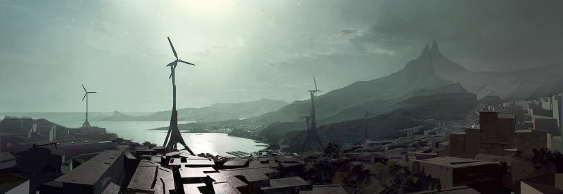 Artworky města Karnaca z Dishonored 2 131240