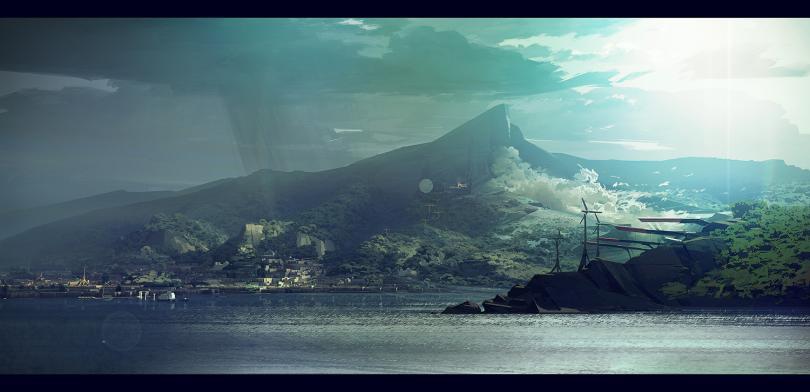 Artworky města Karnaca z Dishonored 2 131244