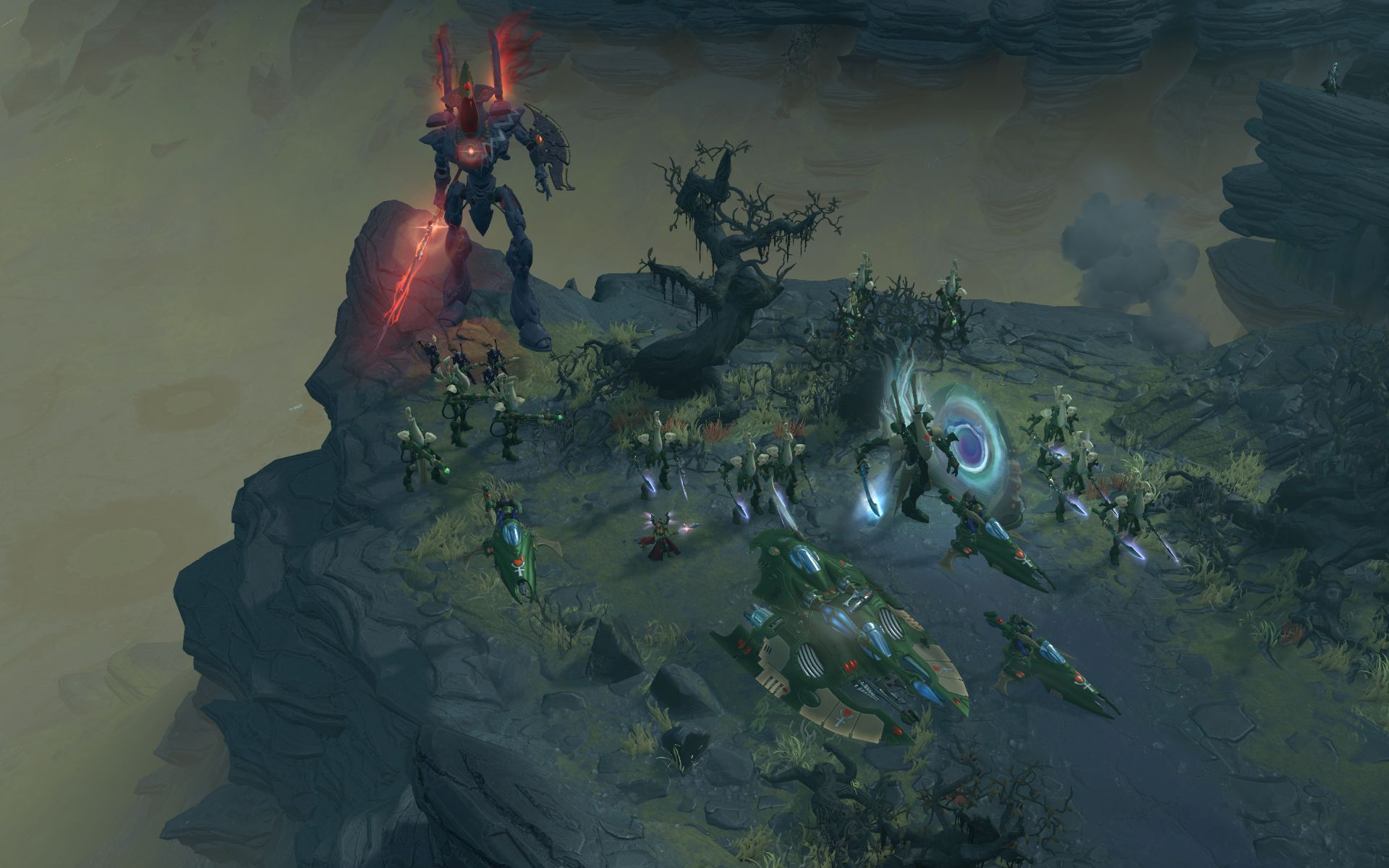 Podrobnosti o frakci Eldar z Warhammer 40,000: Dawn of War 3 131248