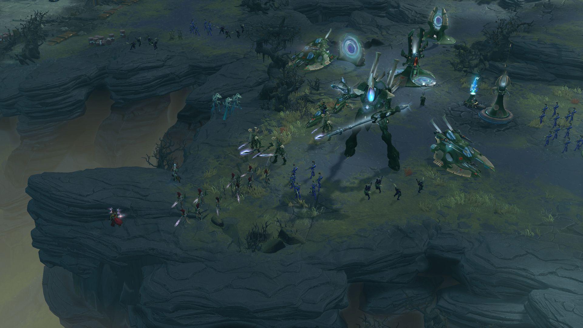 Podrobnosti o frakci Eldar z Warhammer 40,000: Dawn of War 3 131249