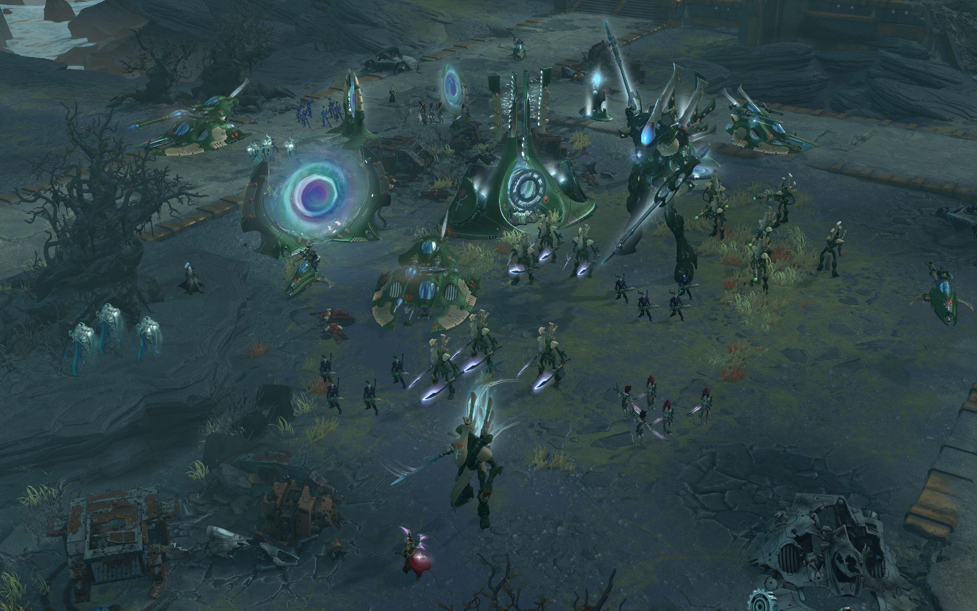 Podrobnosti o frakci Eldar z Warhammer 40,000: Dawn of War 3 131250