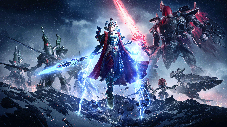 Podrobnosti o frakci Eldar z Warhammer 40,000: Dawn of War 3 131251
