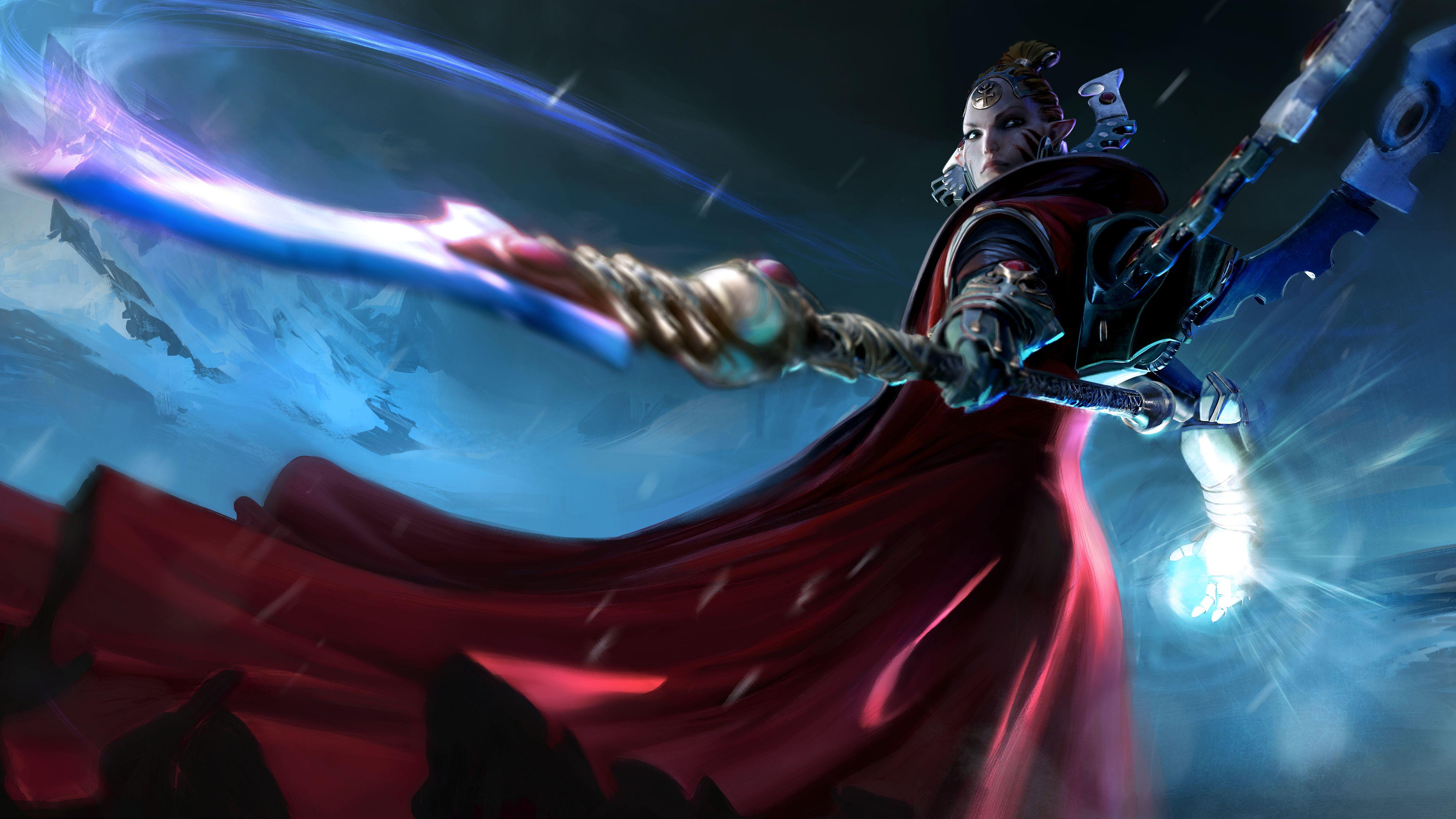Podrobnosti o frakci Eldar z Warhammer 40,000: Dawn of War 3 131252