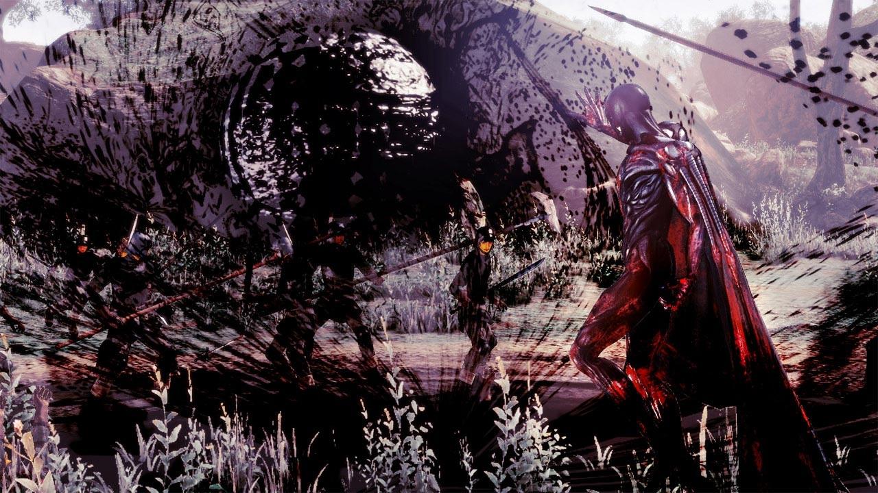 Femto a sbírání Behelitů v Berserk and the Band of the Hawk 131271
