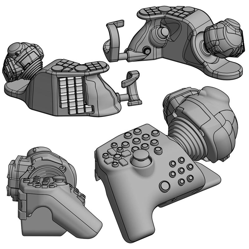 V Rusku vymysleli revoluční gamepad 131276