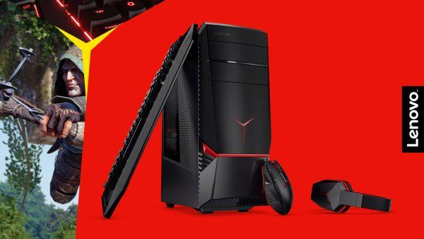 Skvělé hry potřebují skvělý hardware. Třeba Lenovo Ideacentre Y900 131287
