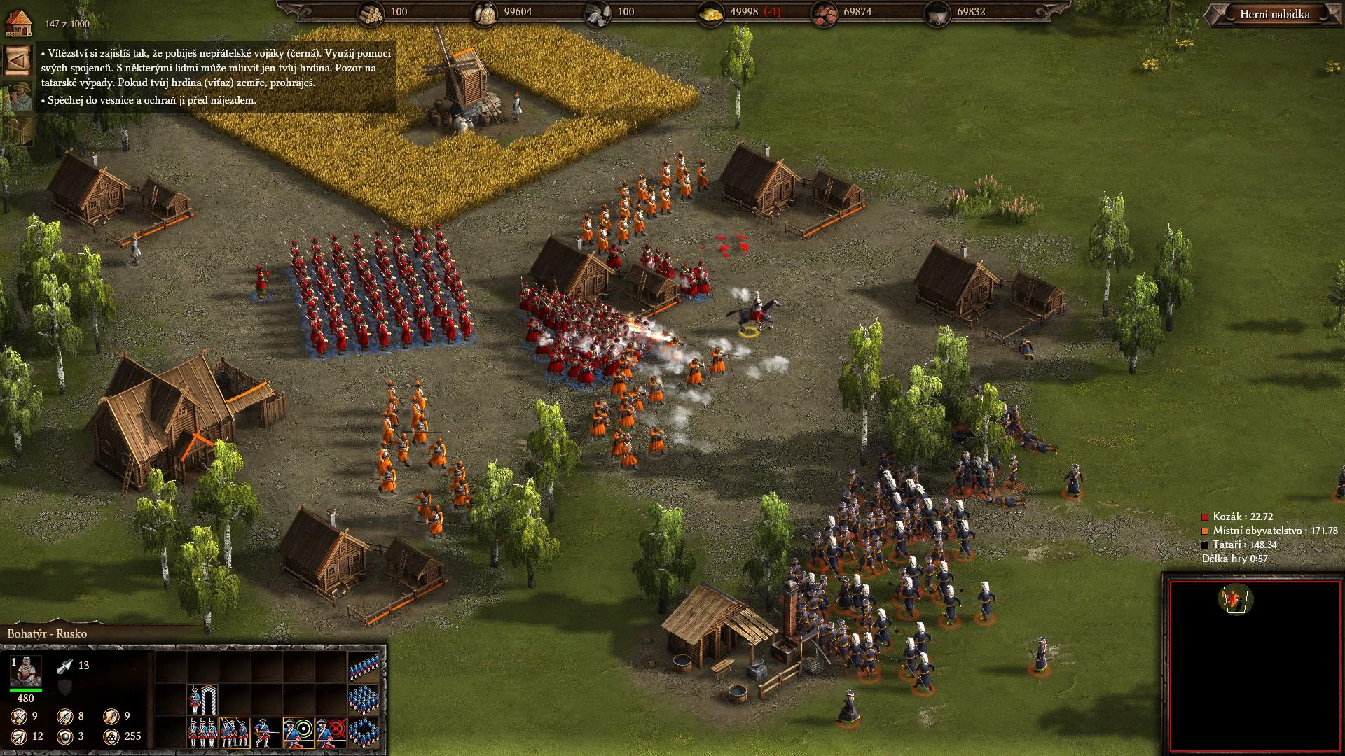 Cossacks 3 – novověký mlýnek na maso 131305