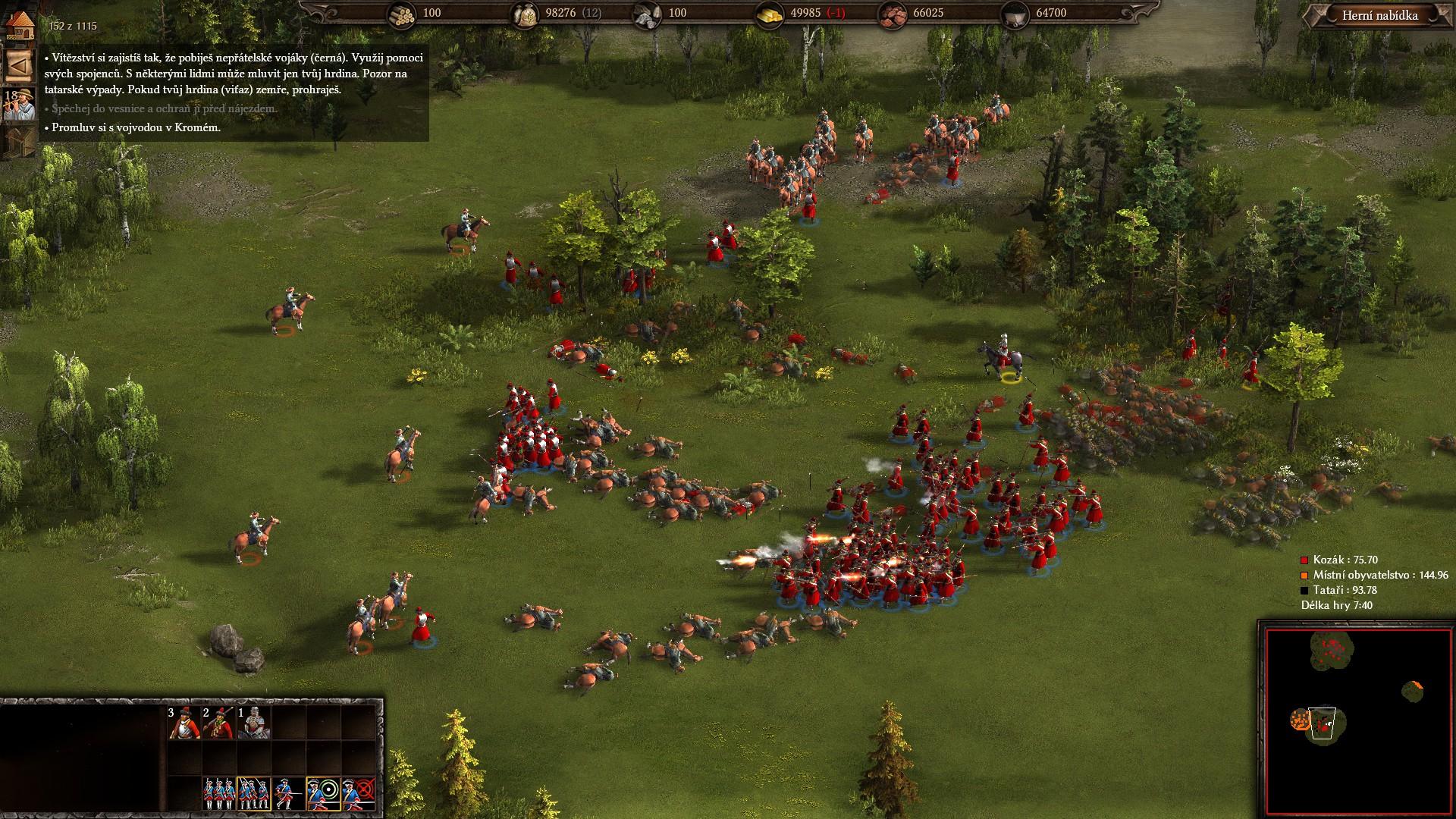 Cossacks 3 – novověký mlýnek na maso 131306