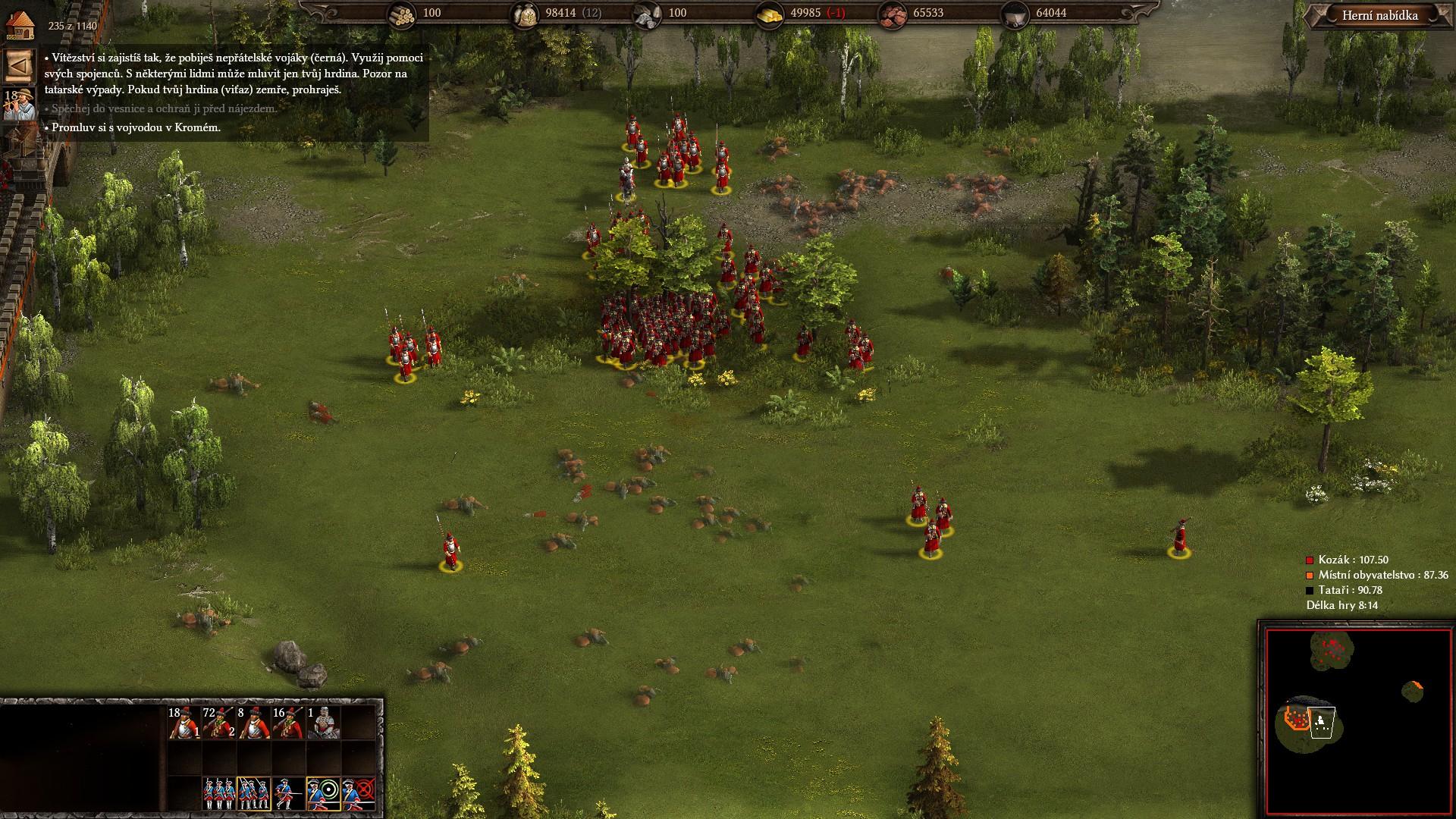 Cossacks 3 – novověký mlýnek na maso 131307