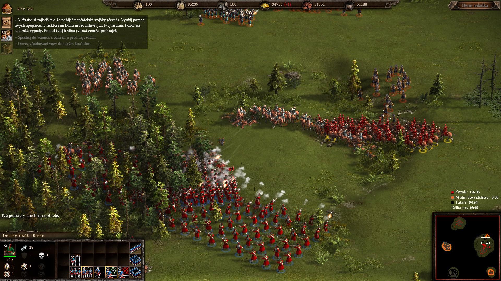 Cossacks 3 – novověký mlýnek na maso 131309