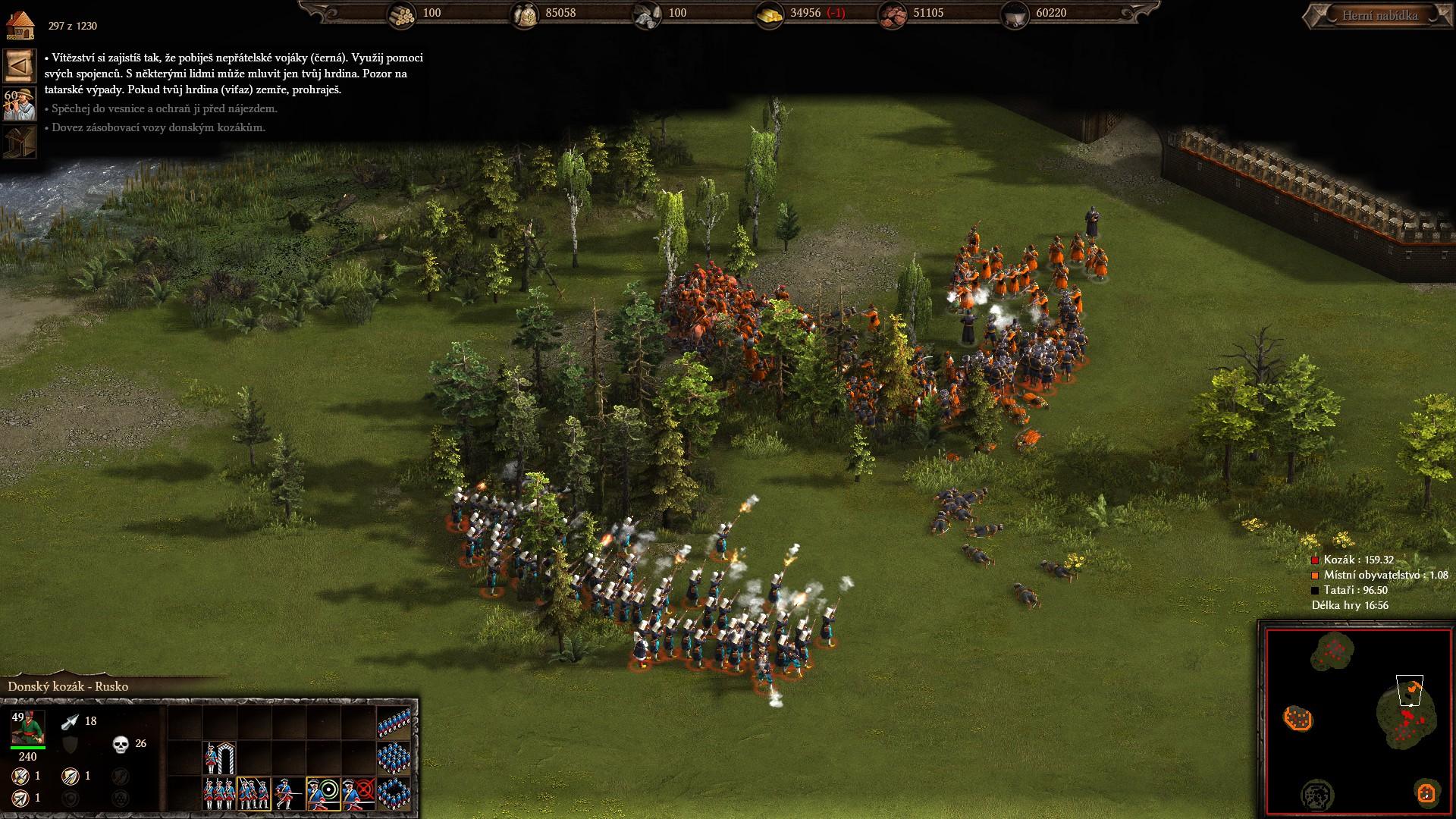 Cossacks 3 – novověký mlýnek na maso 131310