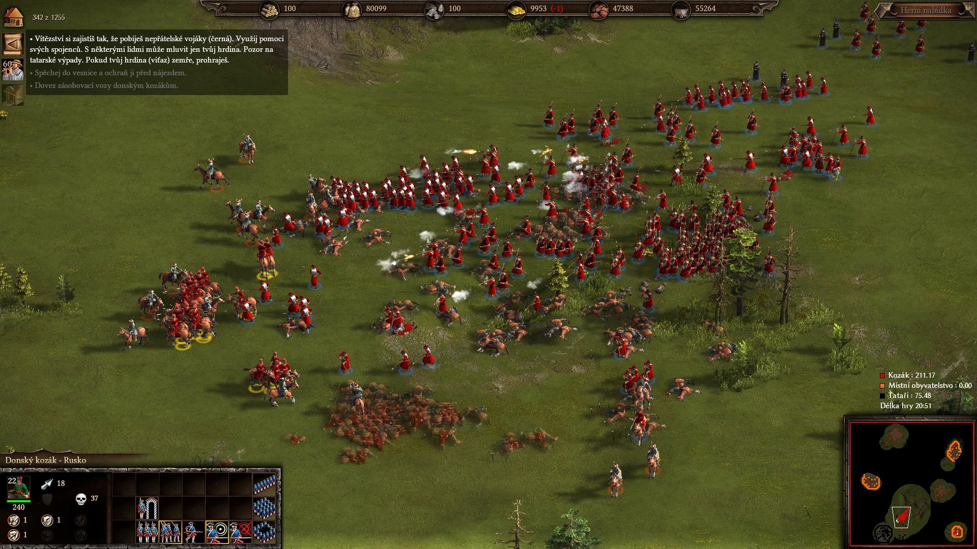 Cossacks 3 – novověký mlýnek na maso 131311