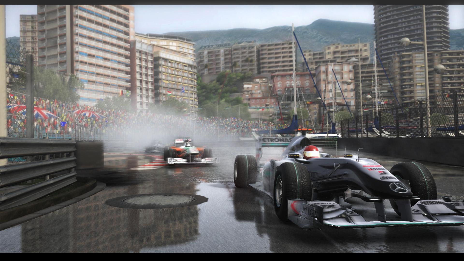 Codemasters reagují na kritiku AI v F1 2010 13133