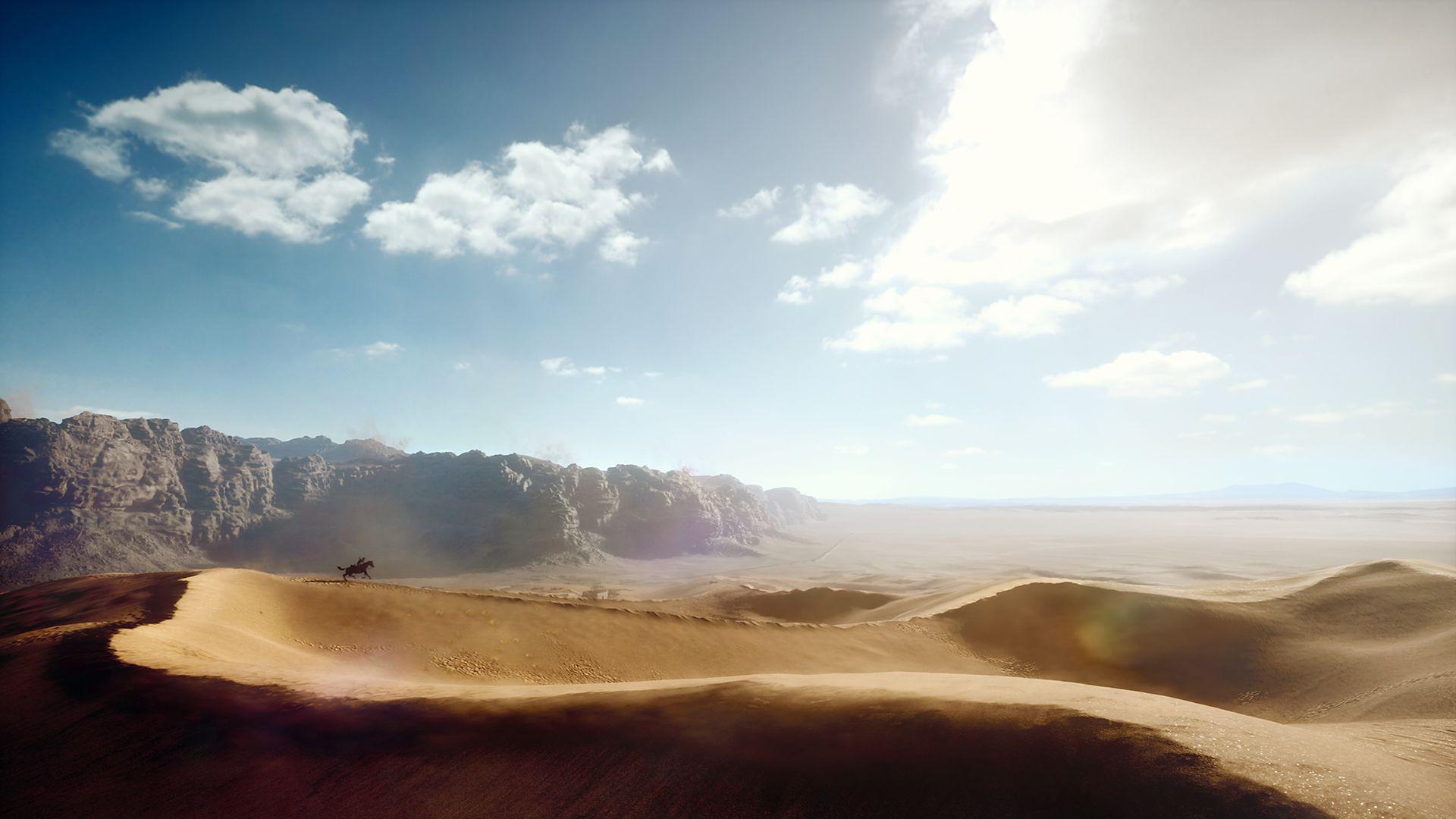 První pořádný pohled na kampaň Battlefieldu 1 131331