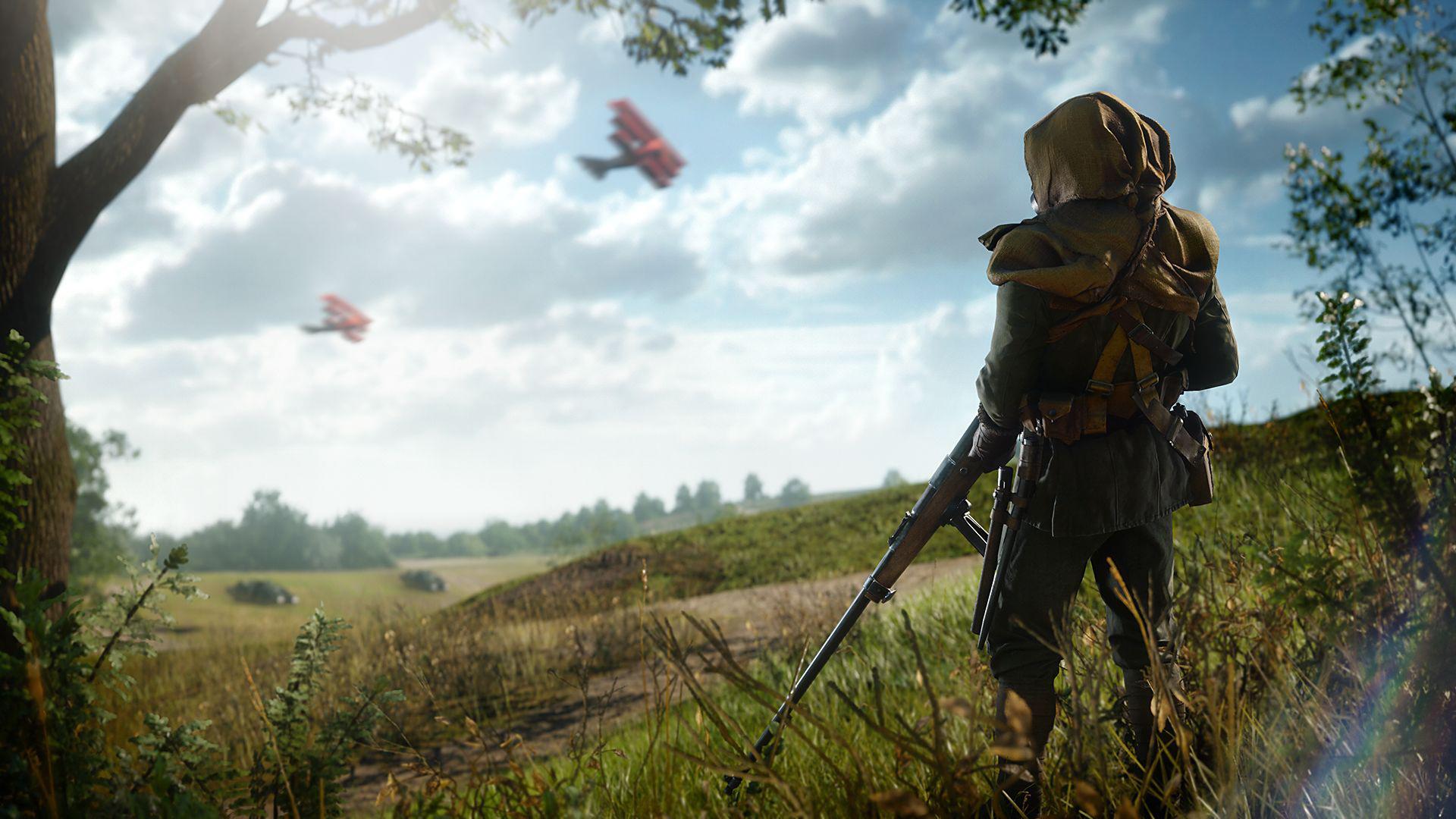 Kampaň Battlefieldu 1 nabídne 20 misí v sedmi epizodách 131332