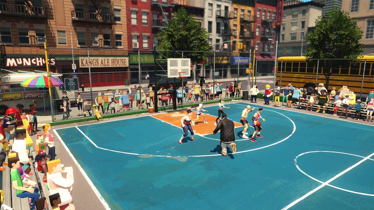 Basketbalu 3on3 FreeStyle se dočkáme ještě koncem roku 131341