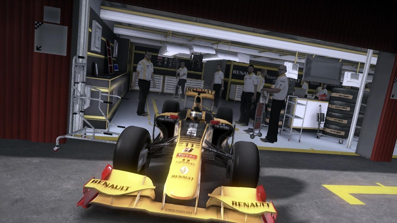 Codemasters reagují na kritiku AI v F1 2010 13136