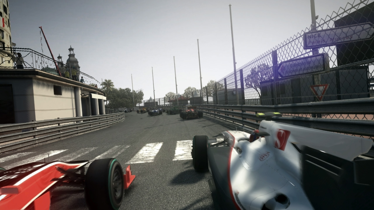 V F1 2010 sázejí na reálný pocit z řízení monopostu 13137