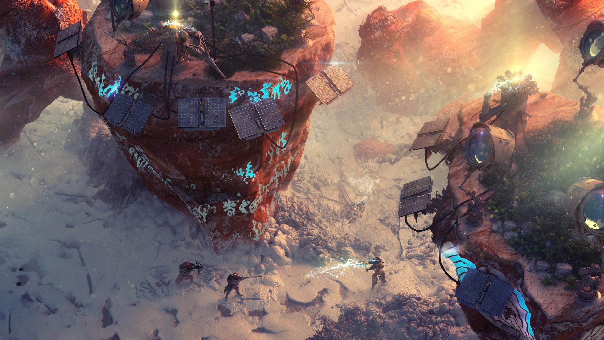 Wasteland 3 hráče přesune z vyprahlé pouště do zamrzlého Colorada 131371