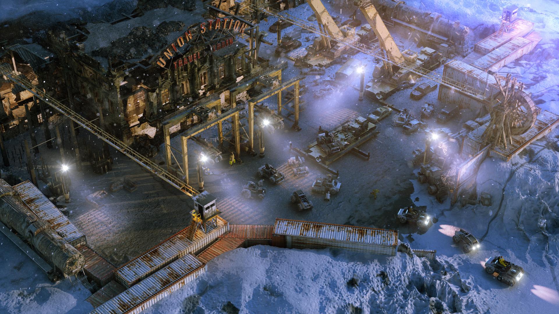 Wasteland 3 hráče přesune z vyprahlé pouště do zamrzlého Colorada 131373